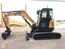 Excavadora Sany SY50U miniexcavadora nueva