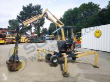 Excavadora excavadora araña Boki 2550