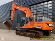 Doosan DX 300 LC-5 used track excavator