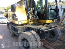 Caterpillar M316D escavadora de rodas usada