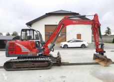 Wacker Neuson 8002 used mini excavator