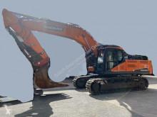 Doosan escavatore cingolato usato