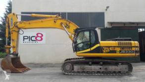 JCB JS330NL ME used track excavator