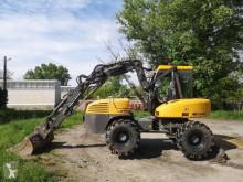 Mecalac 12 MTX 12MTX 4.5 112HP pelle sur pneus occasion