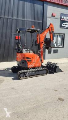 Kubota U17-3a used mini excavator