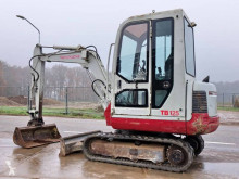 Excavadora miniexcavadora Takeuchi TB125