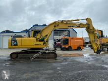 Komatsu PC 210 LC Kettenbagger 22000 Kg Klimaanlage used track excavator