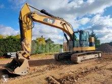 Caterpillar 321D LCR 321 DLCR used track excavator