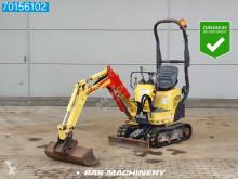 Excavadora Yanmar SV 08 miniexcavadora usada