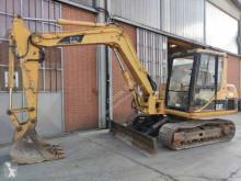 Excavadora Caterpillar 307B excavadora de cadenas usada