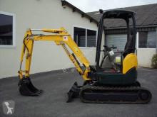 Yanmar VIO 20 used mini excavator