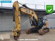 Caterpillar track excavator 349EL