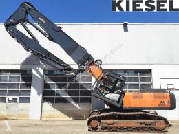Excavadora Hitachi ZX350LCN-5 excavadora de cadenas usada