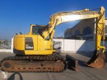 Komatsu PC 138US used track excavator