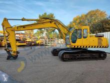 Samsung SE 210 LC used track excavator