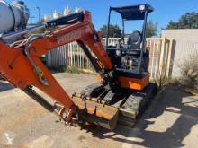 Hitachi zaxis 1.9U used track excavator