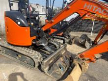Hitachi zaxis 2.6 used mini excavator
