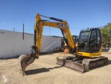 JCB 8085ZTS used mini excavator