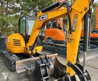 JCB 8055RTS used mini excavator