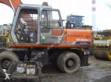 Hitachi wheel excavator
