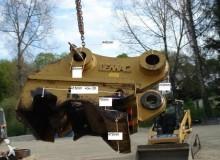 Escavadora de lagartas Caterpillar Non spécifié