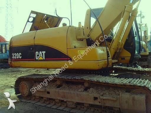 Voir les photos Pelle Caterpillar 320C Used CAT 320C Excavator