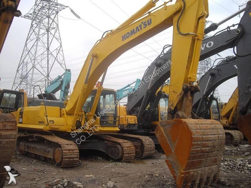 Voir les photos Pelle Komatsu PC360-7 PC360-7