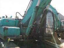 escavadora de lagartas Kobelco