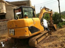 excavadora Caterpillar 307D