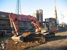 Fiat-Hitachi EX 215 used track excavator
