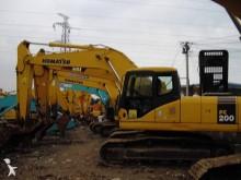 excavadora Komatsu PC200-8