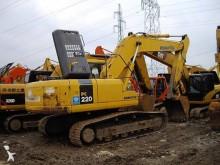 excavadora Komatsu PC220-7