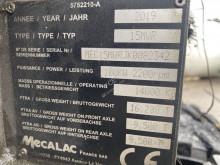Voir les photos Pelle Mecalac 15 MWR