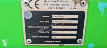 View images Doosan ACX160 WRR excavator