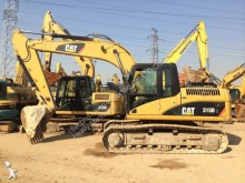 Caterpillar 315DL Used CAT 320B 325BL 325B 330BL 325C 320CL pelle sur chenilles occasion