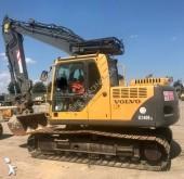View images Volvo EC140BLC excavator