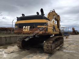 View images Caterpillar 345 B MLE excavator