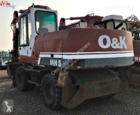 View images O&K MH5 excavator