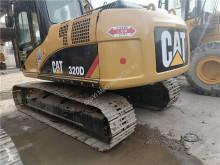 View images Caterpillar 320D excavator