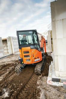 View images Hitachi ZX26U-6 + hydr. Zusatzkreis excavator