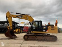 View images Caterpillar 329 D L excavator