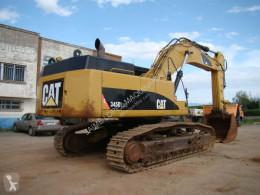 View images Caterpillar 345 D L ME excavator