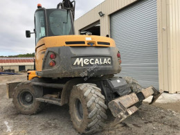 View images Mecalac 714 MW e  excavator