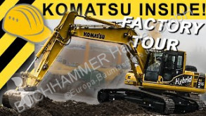 View images Komatsu PC 360 LC-11 excavator