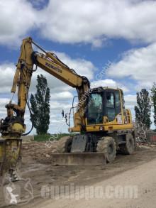 View images Komatsu PW148-8  excavator