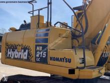 查看照片 挖掘机 小松 HB 215 LC-2