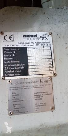 Bekijk foto's Graafmachine Menzi-Muck A 111