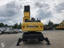 Vedere le foto Escavatore Komatsu PW160-8 -