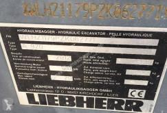 Voir les photos Pelle Liebherr A 920