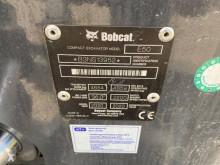 View images Bobcat E 50  excavator